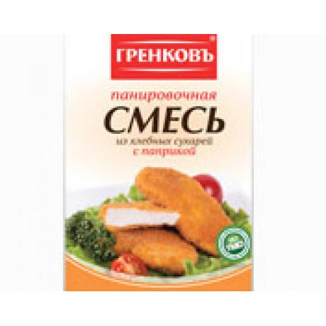 Сухарики панировочные с паприкой,150 гр