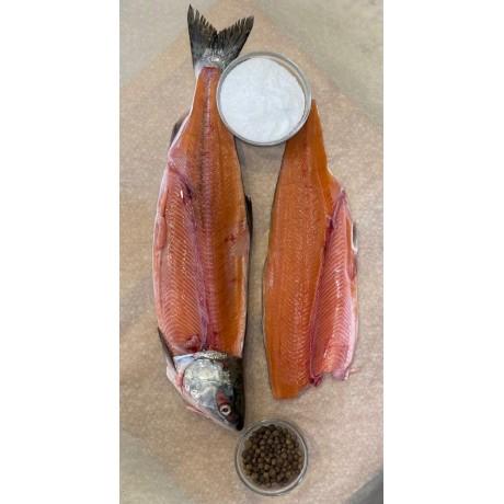 Атлантический лосось охлажденный, Мурманск