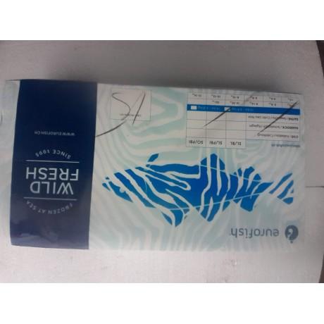Филе ТРЕСКИ без кожи Морская 450 - 900 гр (проложенное) (6,8 кг) кор