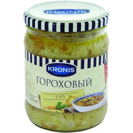 Суп гороховый 470 гр/500 мл
