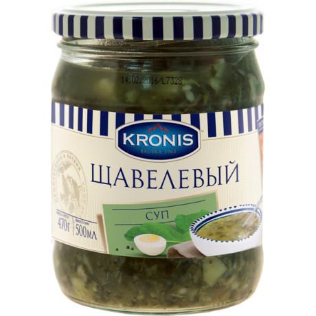 Щавелевый суп 470 гр/500 мл