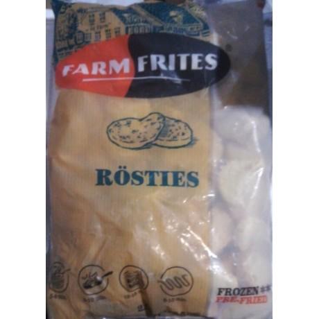 Картофельные наггетсы 2,5 кг