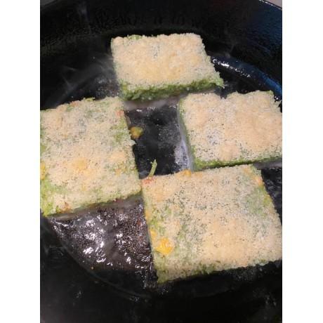 Филе тресковых пород с брокколи, 240г упак.