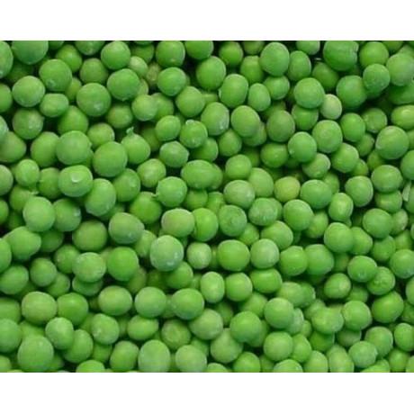 Горох зеленый, замороженый, пакет, 1 кг